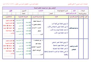 تحضير-الادب-العربي-ثاني-ثانوي-بطريقة-الاستراتيجيات-الحديثة-فواز-الحربي