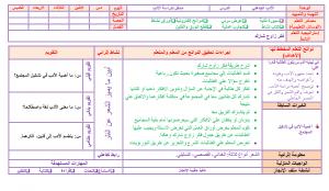تحضير-اللغة-العربية-ثاني-ثانوي-مستوى-ثالث-بطريقة-التعلم-النشط-الليزر