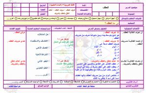 تحضير-اللغة-العربية-ثاني-ثانوي-مستوى-ثالث-بطريقة-الخماسي-بالاستراتيجيات-فواز-الحربي