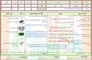 قران كريم تحفيظ اول ثانوي - وسائل