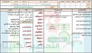 قران كريم تحفيظ ثاني ابتدائي تلاوة - وسائل
