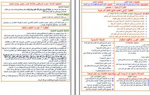 تحضير حديث اول متوسط بطريقة وحدات مشروع الملك عبدالله الليزر