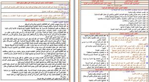 تحضير لغتي اول متوسط بطريقة وحدات مشروع الملك عبدالله الليزر