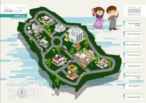 رؤية 2030 رياض أطفال