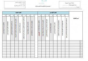 مهارات تربية اسرية خامس ابتدائي