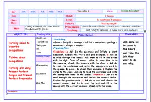 تحضير ترافلر 4 بطريقة الاستراتيجيات الحديثة للصف الثاني الثانوي مقررات الفصل الدراسي الثاني