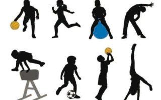 باور بوينت مادة التربية البدنية للصف الثاني المتوسط