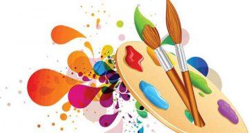 عروض باور بوينت مادة التربية الفنية الصف الأول متوسط