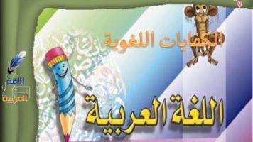 ورق عمل درس مراجعة المعارف النحوية لمادة الكفايات اللغوية 4 مقررات 1440 هـ