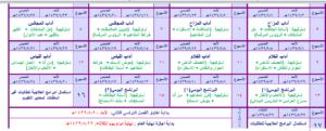 حل اسئلة مادة الفقه للصف الثالث الابتدائي الفصل الدراسي الثاني 1440 هـ