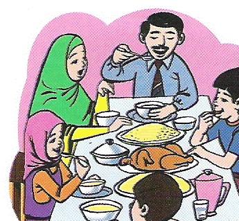 مهارات التفكير للاركان وحدة رمضان رياض اطفال