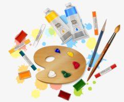 عمل تحضير ببوابة المستقبل مادة التربية الفنية للصف الثالث الابتدائي فصل دراسي أول 1441