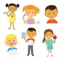 ركن التخطيط وحدة صحتي وسلامتي رياض اطفال