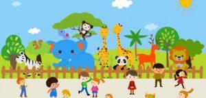 استمارة تحضير ركن التمثيل وحدة الحيوان رياض اطفال