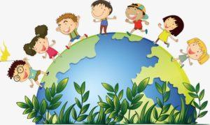 استمارة تحضير ركن القراءة والكتابة وحدة البيئة رياض اطفال
