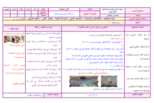 مهارات درس همزتا الوصل وهمزةالقطع مادة لغتى للصف السادس الابتدائي الفصل الدراسي الأول 1441