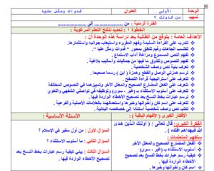 حل اسئلة درس همزتا الوصل وهمزةالقطع مادة لغتى للصف السادس الابتدائي الفصل الدراسي الأول 1441