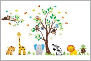 استمارة تحضير ركن القراءة والكتابة وحدة الحيوان رياض اطفال
