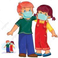 ركن المكعبات وحدة صحتي وسلامتي رياض اطفال