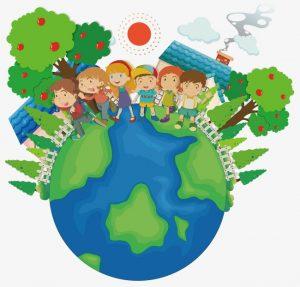 استمارة تحضير الركن المصاحب وحدة البيئة رياض اطفال