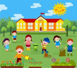 استمارة تحضير ركن الالعاب الادراكية وحدة البيئة رياض اطفال
