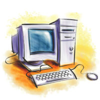 تحضير عين درس عناوين IP ومداولات طبقة التطبيقات مادة الحاسب الالي 2 نظام المقررات 1441
