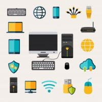 حل اسئلة درس عناوين IP ومداولات طبقة التطبيقات مادة الحاسب الالي 2 نظام المقررات 1441