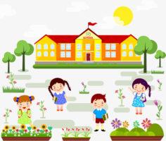 ركن المنزل وحدة الاجسام رياض اطفال