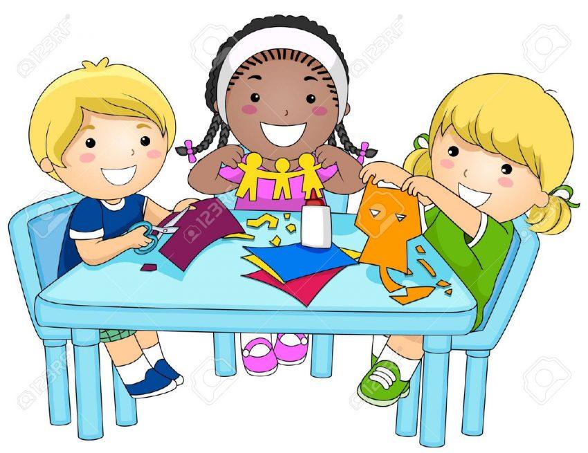 ركن التخطيط وحدة الاجسام رياض اطفال