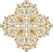 باوربوينت درس إطارات جملية لزخارفي المتعاكسة مادة التربية الفنية الصف الثاني الإبتدائي الفصل الدراسي الأول 1442 هـ