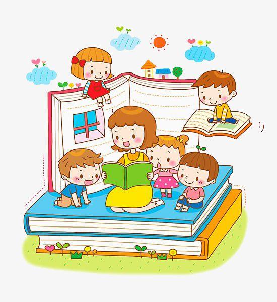 قصص وحدة كتابي رياض اطفال