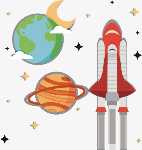 ركن العلوم وحدة الفضاء رياض اطفال