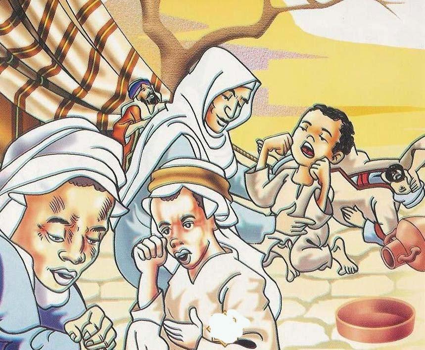 نشاط لركن التخطيط وحدة السيرة النبويةرياض اطفال