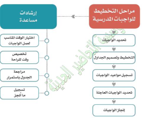 مراحل التخطيط