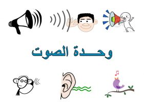 تحضير حلقة صوت الانسان بالطريقة الإستقصائية وحدة الصوت رياض أطفال