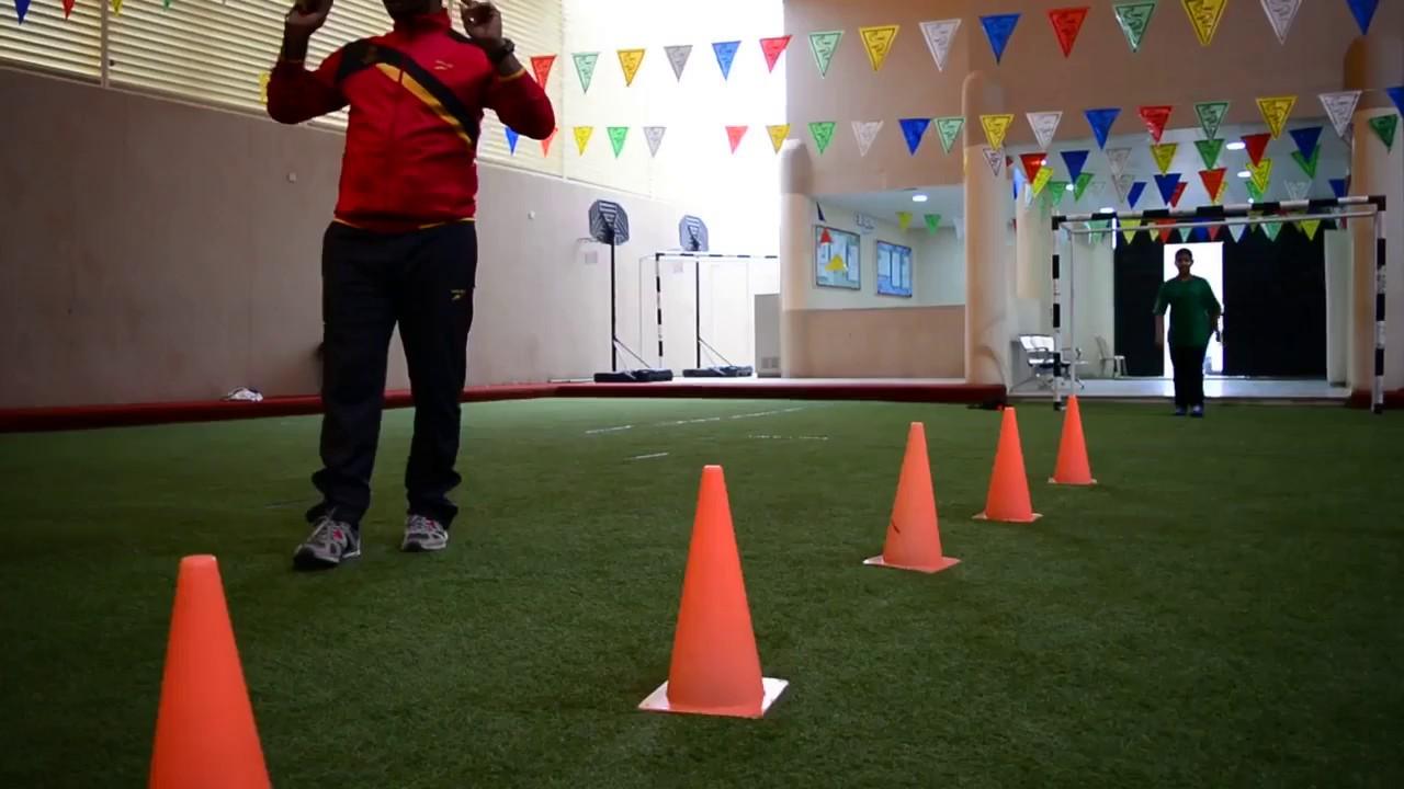 منصة مدرستي درس كرة القدم (تغطية الزميل) مادة التربية البدنية مقررات 1442-2021